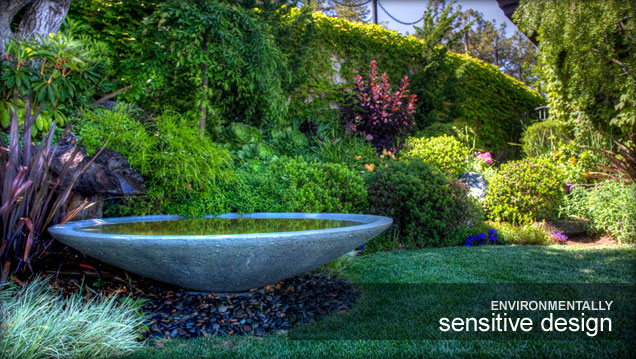 Mill Valley Garden Design